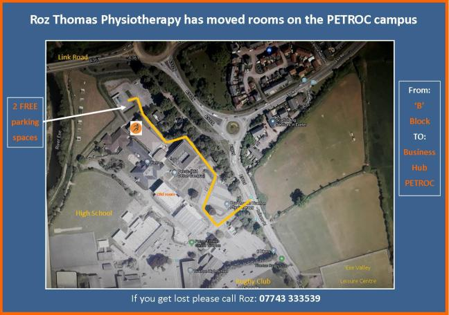 room change map PETROC